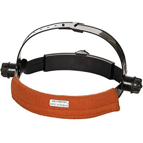 Weldas 20-3100V/17 Stirnband für schweisser Helm 2Stück