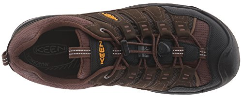 Keen , Chaussures de ville à lacets pour homme marron marron Marron