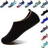 welltree Mens Womens Water Shoes Quick Dry Sports Aqua Shoes Unisex Breathable Swim