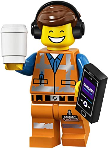 LEGO Movie 2 Minifigur 71023 (#01 Remix-Emmet)