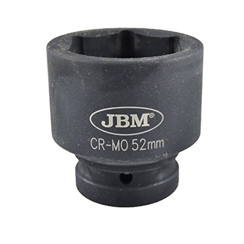 Preisvergleich Produktbild 'JBM 11168Schlag Stecknuss 6-kant 1, 52mm)