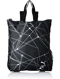 Puma 20 Ltrs Black Women' Handbag Backpack (7430306)