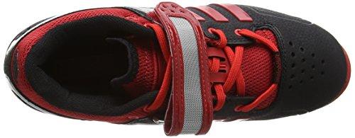 adidas Adipower, Scarpe Sportive Indoor Unisex - Adulto Nero