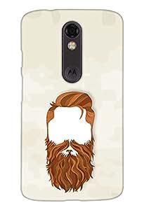 PrintHaat Designer Back Case Cover for Motorola Moto X Force :: Motorola Moto X Force Dual SIM :: Moto X Force D096