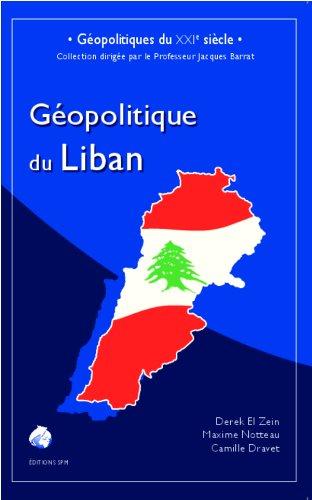 Géopolitique du Liban