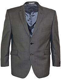 Scott Herren geschneidert grau Anzug Jacke