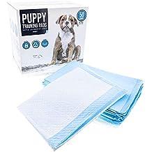 Ryher Toallitas absorbentes empapadores para Perros - Absorbe hasta 1200ml, Pack De 50