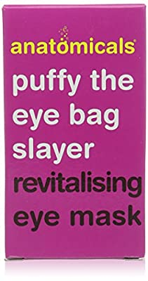 Anatomicals Revitalising Gel Eye Mask, Puffy The Eye Bag Slayer from Anatomicals