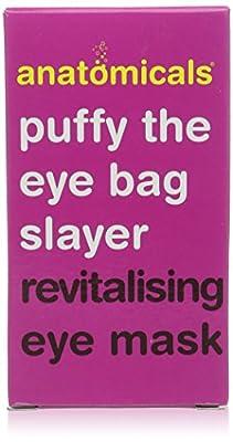Anatomicals Revitalising Gel Eye Mask, Puffy The Eye Bag Slayer