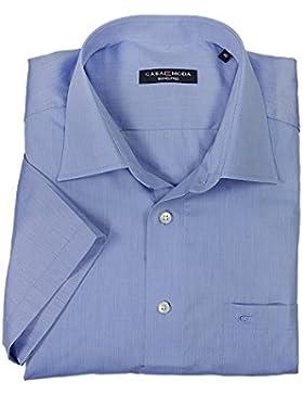 Blaues Hemd von Casamoda in Übergrößen bis 7XL