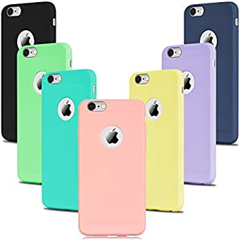 9pcs coque iphone 6