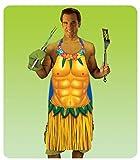 Delantal Hawaiano para hombre