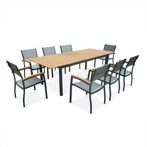 Table jardin Garden aluminium