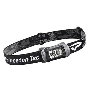 Princeton Tec Remix LED Headlamp (300 Lumens, with Red Leds), Black