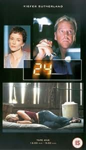 24 - Season 1 [VHS] [2002]