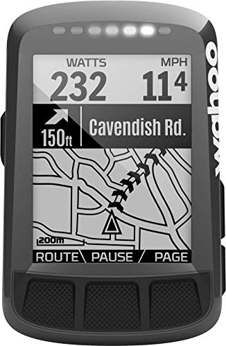 GPS para ciclismo Wahoo Fitness ELEMNT Bolt