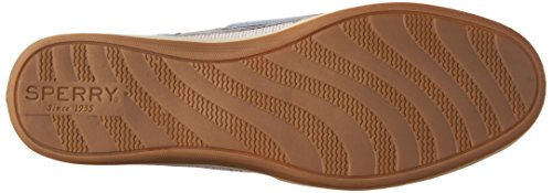 Sperry Top-Sider  Firefish Animal Leather Fabric, Baskets mode pour femme beige beige Gris