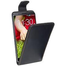 Pedea - Funda con tapa para LG G2 Mini, color negro