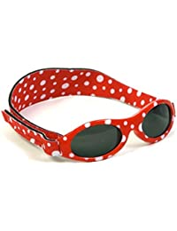 Baby Banz Adventurer Sunglasses - Red Dot