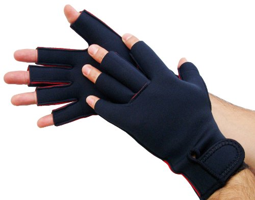 Medipaq Weiche Beruhigende Therapie Handschuhe - Beruhigt Schmerzende Hände Mit Heilender Hitze - Befreiung Von Arthritis Und Carpal Tunel...