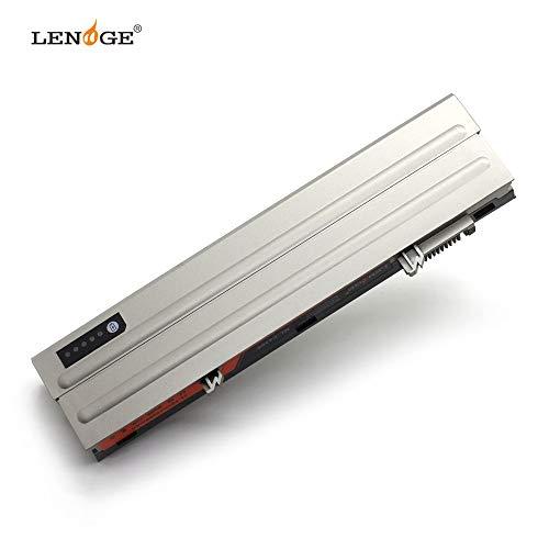 LENOGE Ersatz Laptop Akku für Dell Latitude E4300 E4310; ersetzt YP463 XX327 XX337 312-0822 312-0823 FM338 (11.1V, 5200mAh, Silber, 18 Monate Garantie)