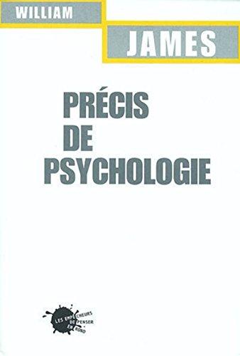 prcis-de-psychologie