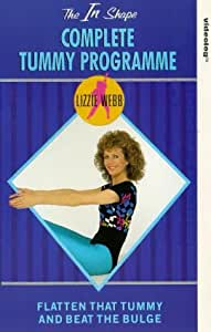 Lizzie Webb: The Complete Tummy Programme [VHS]