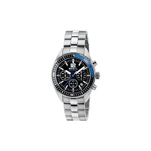 montre chronographe Breil pour homme Midway TW1633 style décontracté cod. TW1633