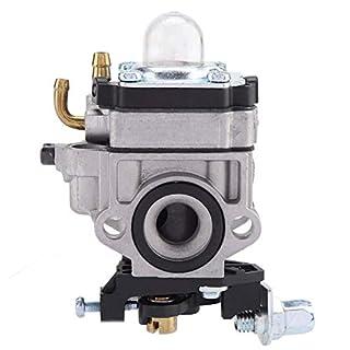 Carburateur Remplacement de La Tondeuse Haie pour Tronçonneuse de Moteur 33CC / 36CC Accessoire de Tondeuses et Outillage de Jardin Motorisé