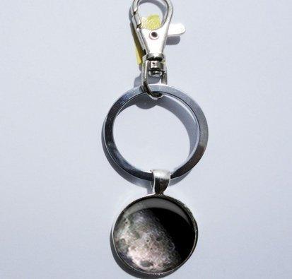 Moon Schlüsselanhänger, Mimi, Schlüssel Everyday Geschenk Schlüssel Kette, Einzigartige Schlüsselanhänger Key Ring Geschenk