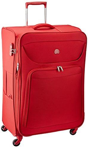 DELSEY PARIS Lazare 4R Valise, 78 cm, 120 L, Rouge