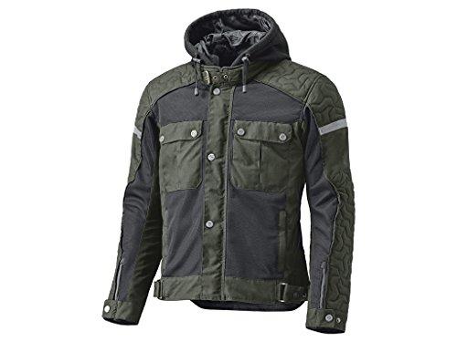 Held Motorradschutzjacke, Motorradjacke Bodie Urban Jacke Khaki S, Herren, Chopper/Cruiser, Sommer, Leder/Textil, grün