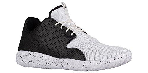 Nike Jordan Eclipse, Baskets Basses Homme, Noir/Blanc, Talla Schwarz / Weiß (Schwarz / Weiss-Weiss)