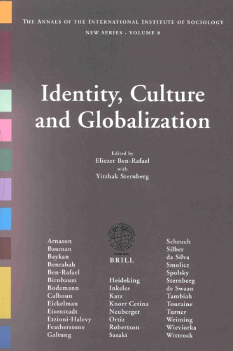 Identity, Culture and Globalization (Annals of the International Institute of Sociology)