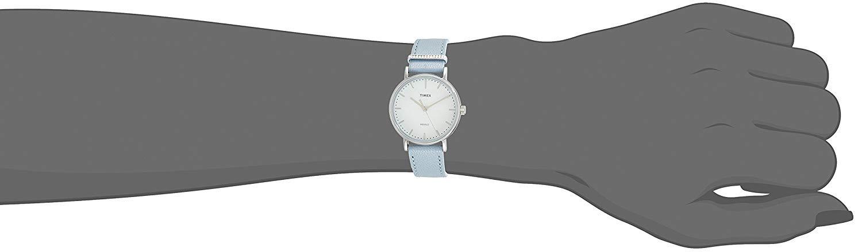 Timex Reloj de Pulsera TW2R70300