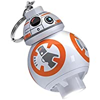 Lego Star Wars BB8 Portachiavi LED,, Taglia Unica, LGL KE101