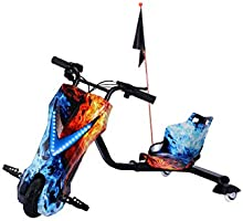 Generic Electric Drifting Scooter For Unisex