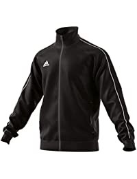 Adidas CE9053 Chaqueta, Hombre, Negro/Blanco, XS