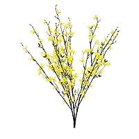 Euro Flora Yapay Çiçek Forsythıa 68 Cm