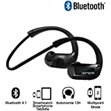 Campus - Casque Ecouteurs Sport Bluetooth Cross'Fit ( MIC-BT18B )