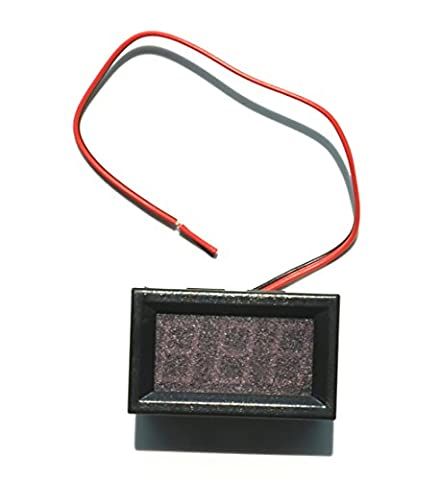Cloud Sensor Zwei Draht Dc5V-120V Dc Digitaler Elektrischer Fahrzeug Spannungsmesser