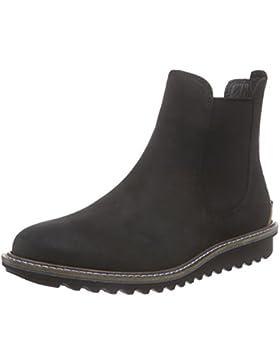 Ecco Damen Elaine Flatform Chelsea Boots
