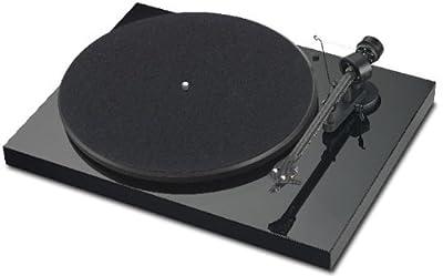 Pro-Ject Debut Carbon Giradischi, Piano Black OM10 ai migliori prezzi da Polaris Audio Hi Fi