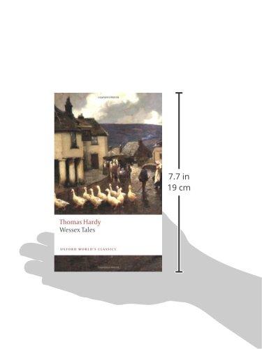 Wessex Tales (Oxford World's Classics)