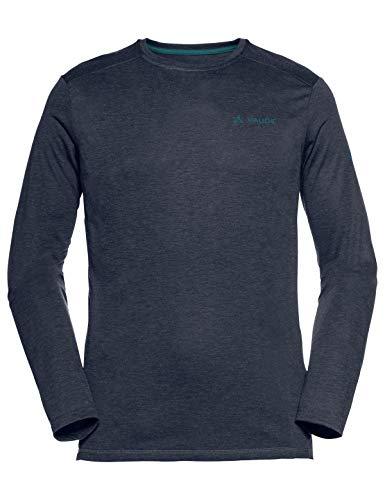 Vaude Herren Men's Sveit LS Shirt, Langarmshirt für den Bergsport T, Eclipse, 52
