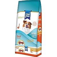Paw Paw Biftekli Yetişkin Köpek Maması, 15.0 Kg