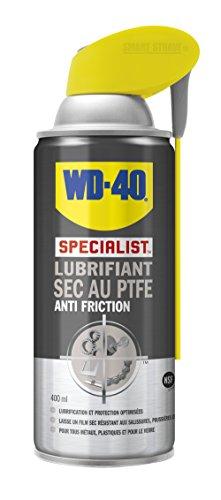WD-40 Specialist Lubrifiant Sec au PTFE Système Professionnel 400 ml
