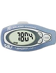 Sportline 340 Schrittzähler STEP & DISTANCE, Schritt- und Distanzmesser