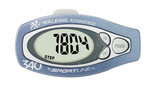 Sportline 340 Step – Pedometers