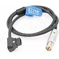 eonvic D-Tap Fotocamera Arri Alexa a 2pin cavo di alimentazione,